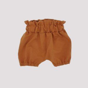 Heerlijke korte broek voor de zomer. Zomerse baby outfit voor de vakantiedagen